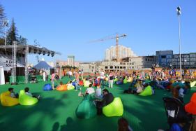 Ежегодный фестиваль современной культуры «Изумрудные холмы», 2014