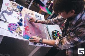 Ежегодный фестиваль стрит-арта  MOST, 2013